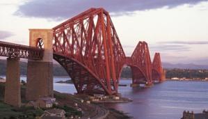 Picture of the Forth Rail Bridge
