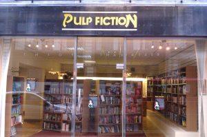 Pulp Fiction Bookshop